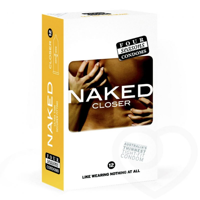Four Seasons Naked Closer condoms