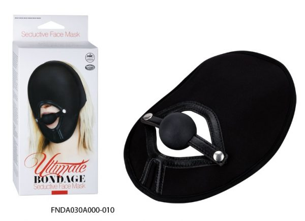ULTIMATE BONDAGE SEDUCTIVE FACE MASK