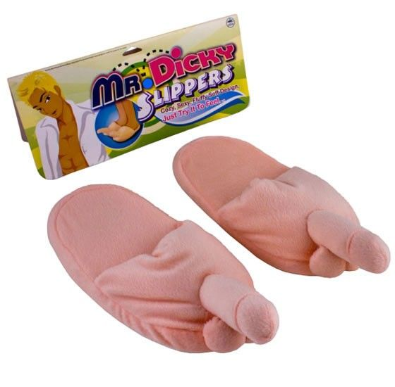 dicky slippers fun