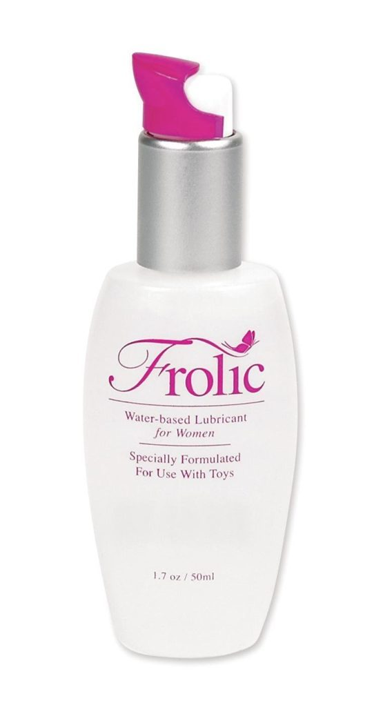 ffrolic water based lube