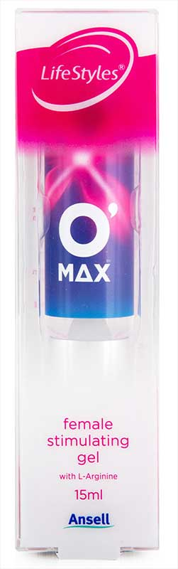 ansell max o womens gel