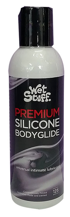 wet stuff bodyglide silicone lube 125g