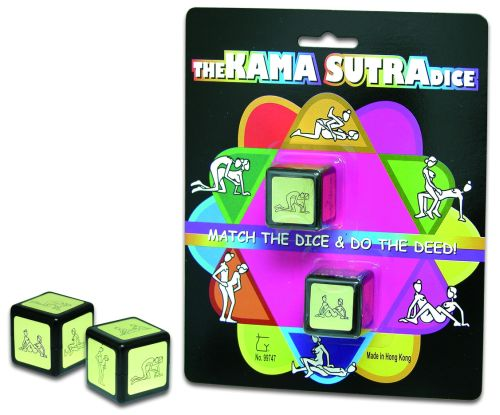 DICE THE KAMA SUTRA SET