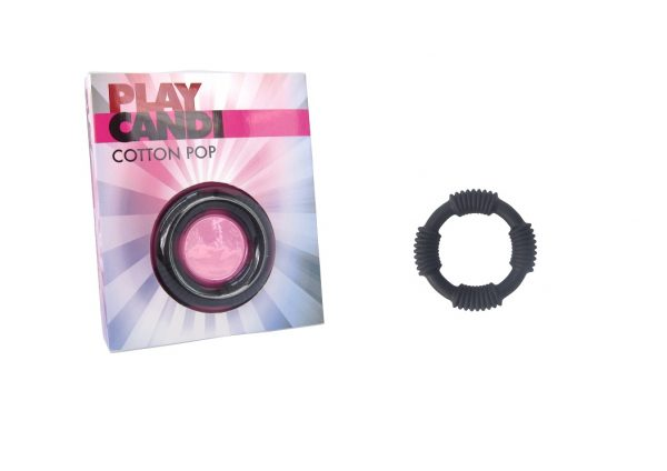 PLAY CANDI COTTON POP COCK RING