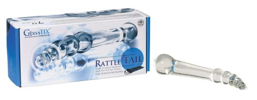 GLASS RATTLE TAIL