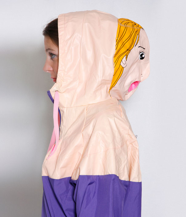 blow up doll hoodie
