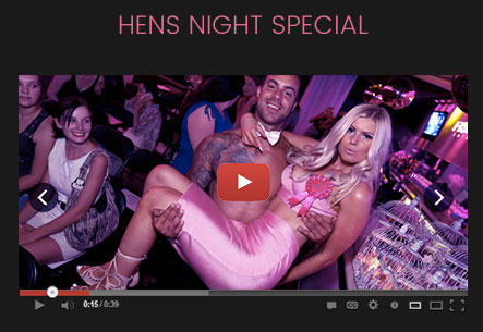 magic hens night